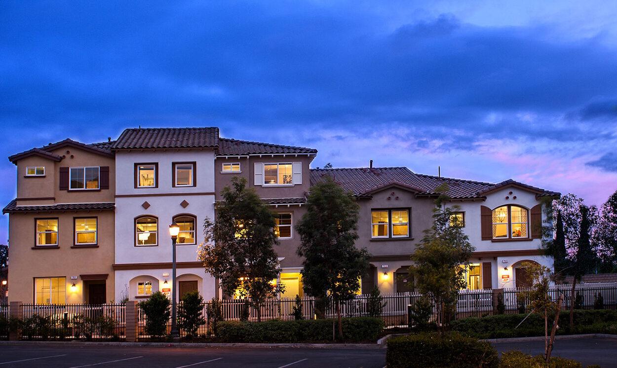 Comstock Homes, Citrus Crossing, Azusa, CA