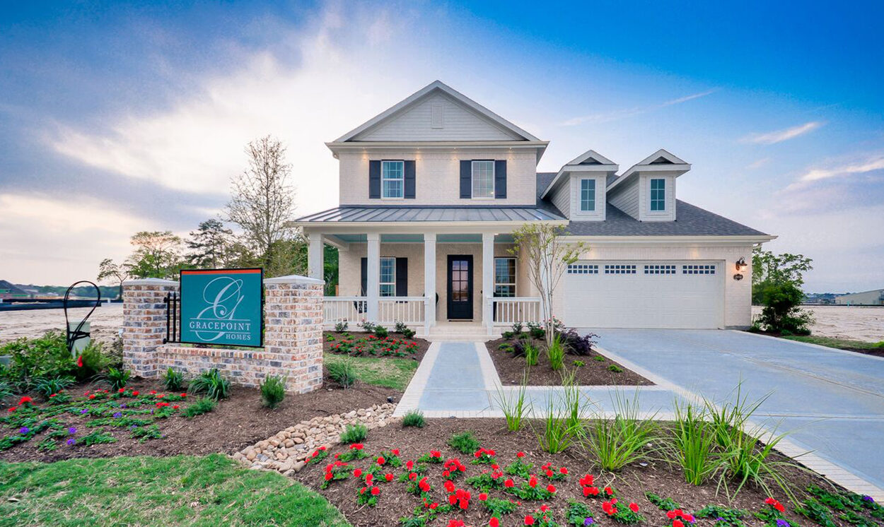 Gracepoint Homes, New Chapel, Conroe, TX
