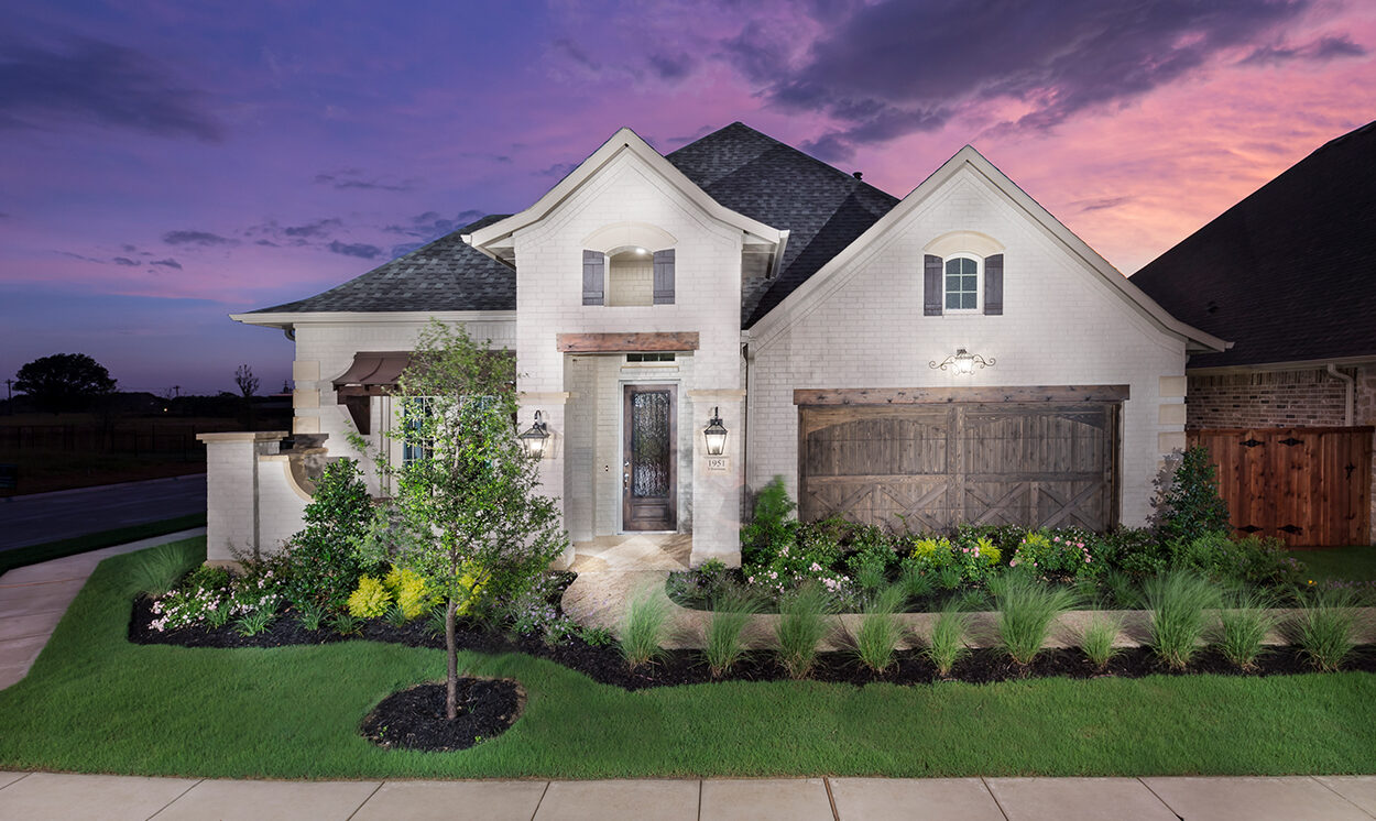 Grenadier Homes, Orchard Flower, Flower Mound, TX