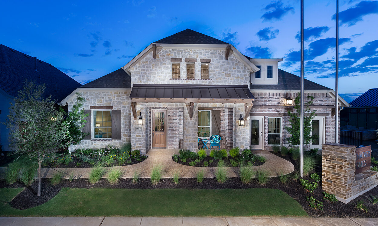 Grenadier Homes, Orchard Flower, Flower Mound, TX